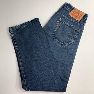 Levi's 514 men's jeans . Size 29x30. D088